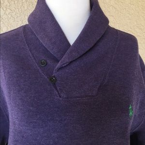 Polo by Ralph Lauren Pullover Purple S/P